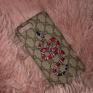 Gucci Phone Case 6,7,8 +
